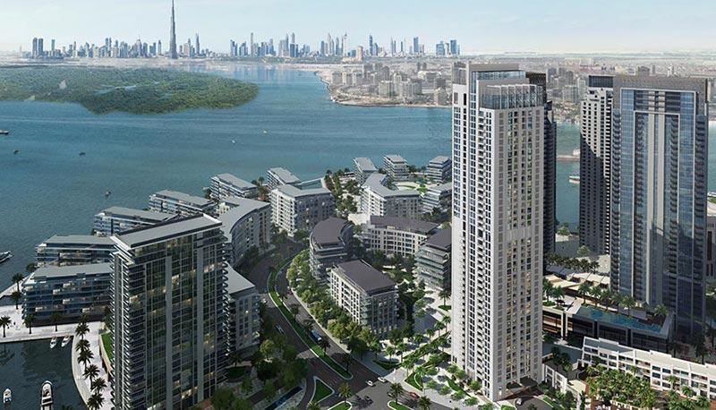 17 Icon Bay, Dubai Creek Harbour