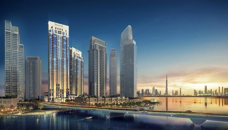 Creek Rise, Dubai Creek Harbour