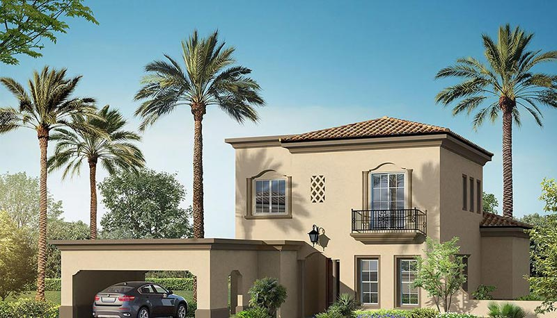 Lila Villas, Arabian Ranches 2