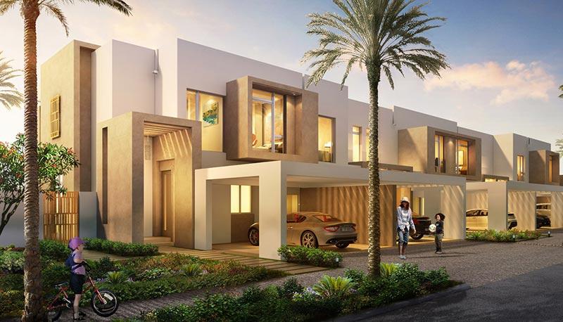 Reem Townhouses, Arabian Ranches 2