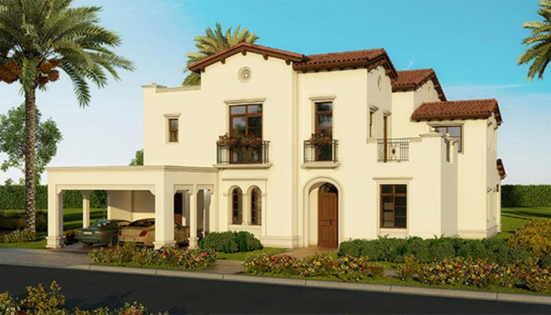 Rosa Villas, Arabian Ranches 2