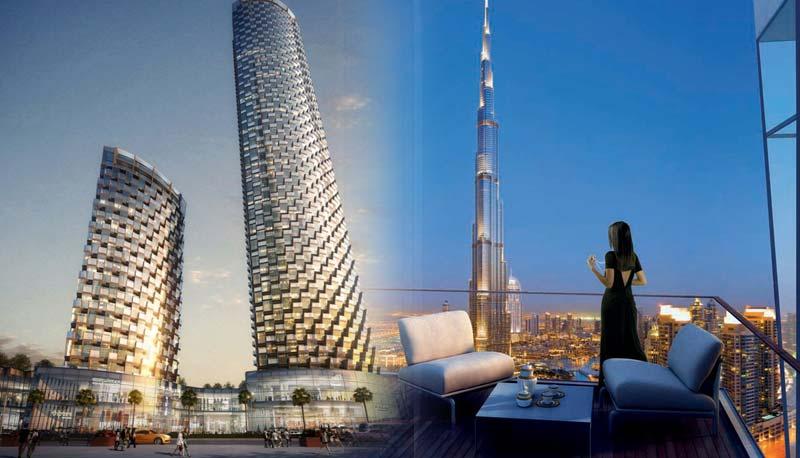 Burj Vista Downtown