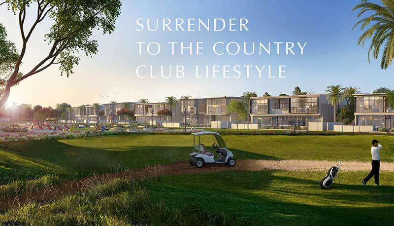 Golf Place, Dubai Hills Estate