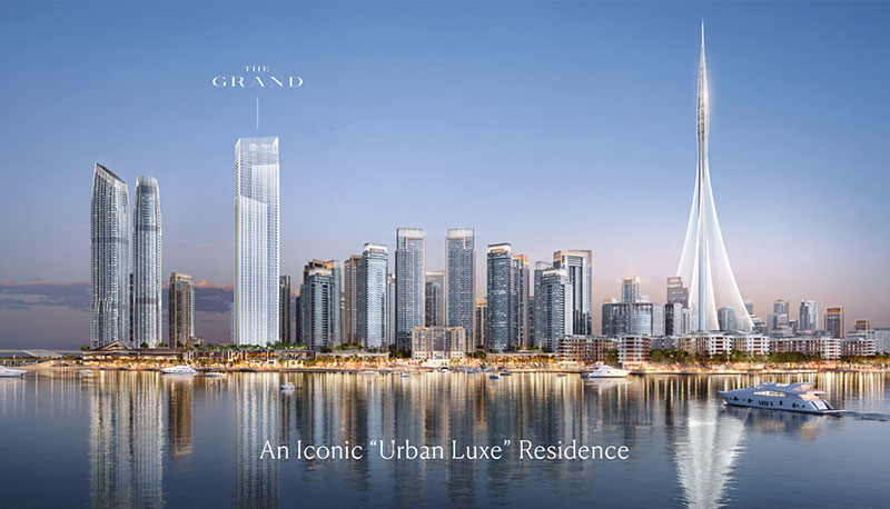 The Grand, Dubai Creek Harbour